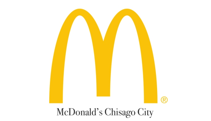 McDonald's Business Card Ad