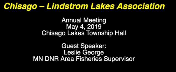 2019 annual meeting title